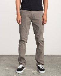 0 Daggers Pigment Corduroy Jeans Multicolor M352QRDC RVCA