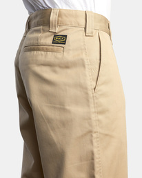 3 AMERICANA RELAXED FIT CHINO PANT Beige M3583RAC RVCA