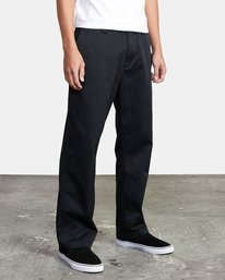 7 Recession | Americana Relaxed Fit Chino Pants Orange M3583RAC RVCA