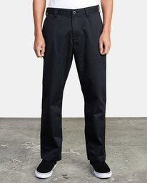 0 AMERICANA RELAXED FIT CHINO PANT Orange M3583RAC RVCA