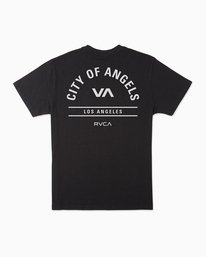 0 City Of Angels T-Shirt  M401SRCA RVCA