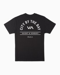 0 City By The Bay T-Shirt  M401SRCI RVCA