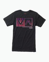 0 Riso Box T-Shirt  M401SRRI RVCA