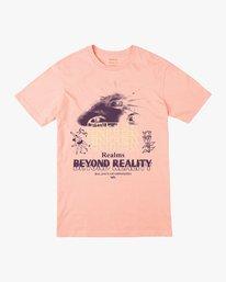 0 Alex Smith Beyond Reality T-Shirt Orange M401URBR RVCA
