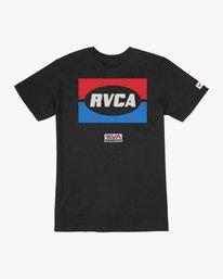 0 Daytona T-Shirt Black M401URDA RVCA