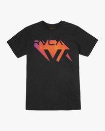 0 3D VA T-Shirt Black M401URDV RVCA
