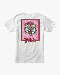 0 Redondo Monster T-Shirt White M401URMO RVCA