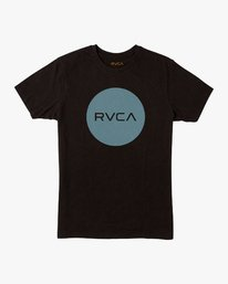 0 Motors Push T-Shirt Black M401URMP RVCA