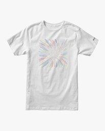 0 Johanson BL Tokyo T-Shirt White M401VRCJ RVCA