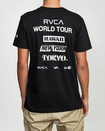 1 World Tour Tokyo TEE  M401VRWT RVCA