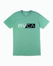 0 Lateral RVCA T-Shirt Multicolor M401WRLA RVCA