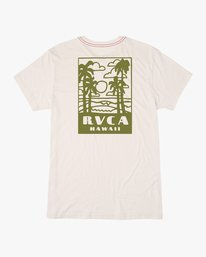 0 Hawaii Daze Horton T-Shirt  M402NRHA RVCA