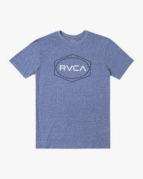 0 RVCA MOLD 2 SS  M4041RMB RVCA
