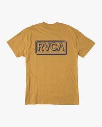 0 Octane T-Shirt  M410QROC RVCA