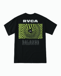 0 Void T-Shirt Black M410WRVO RVCA