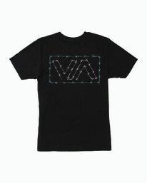 0 Barbed T-Shirt Black M412WRBA RVCA