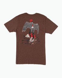 0 Matus Wings Pocket T-Shirt  M416SRMA RVCA