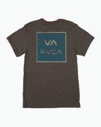 0 Blinder VA T-Shirt Black M420SRBL RVCA