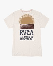 0 Daybreak T-Shirt White M420TRDA RVCA