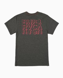 0 Ripper T-Shirt Black M420TRRI RVCA