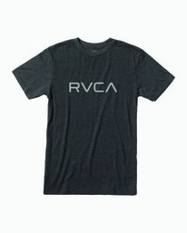 0 BIG RVCA T-SHIRT Black M420VRBI RVCA