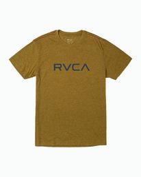 0 Big RVCA T-Shirt  M420VRBI RVCA