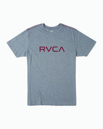 0 BIG RVCA TEE Grey M420VRBI RVCA