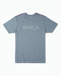 0 BIG RVCA T-SHIRT Grey M420VRBI RVCA