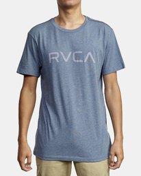 1 Big RVCA TEE Red M420VRBI RVCA
