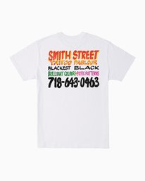 0 Smith Street Nurse Sign 2 T-Shirt White M425QRSP RVCA