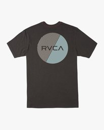 0 Blind Motors T-Shirt Black M430TRBL RVCA