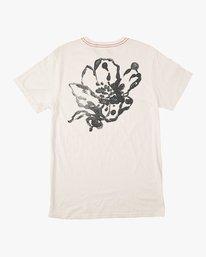 0 Sage Vaughn Mono Flower T-Shirt  M430TRMO RVCA