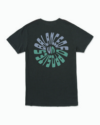 0 Impulse T-Shirt Black M438WRIM RVCA