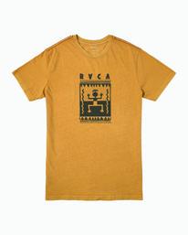 0 Mowgli Opium T-Shirt Red M438WROP RVCA