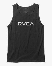 0 BIG RVCA TANK TOP Black M4812RBI RVCA