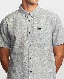 3 That'll Do Textured Button-Up Shirt  M501VRTT RVCA