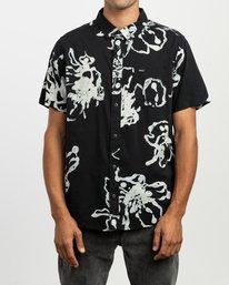 0 Sage Vaughn Linear Button-Up Shirt  M502TRVL RVCA