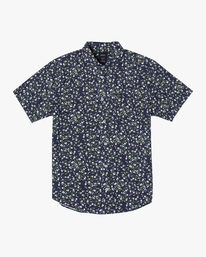 0 That'll Do Short Sleeve Shirt Blue M502VRTD RVCA