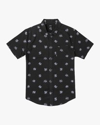 0 THAT'LL DO PRINT BUTTON-UP SHIRT  M502VRTP RVCA