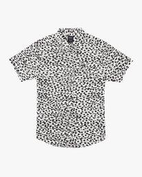 0 Tom Gerrard Button-Up Shirt White M503TRTG RVCA