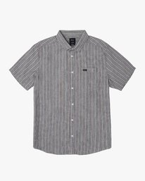 0 Mirage Striped Button-Up Shirt  M503WRMI RVCA
