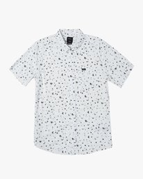 0 Sarah Delaney Button-Up Shirt White M506WRDL RVCA