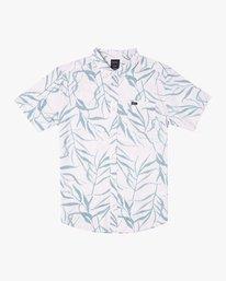 0 Tropical Palms Button-Up Shirt  M506WRTP RVCA