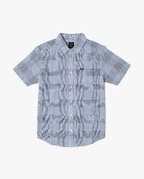 0 SUNNYDALE BUTTON-UP SHIRT Blue M5141RSD RVCA