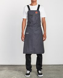 0 Smith Street Apron Black M554VRSS RVCA