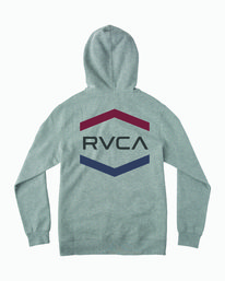 0 AIRBORN PACK Grey M602WRAP RVCA