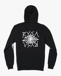 0 Creep Pack Hoodie Black M602WRCR RVCA