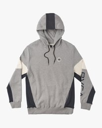 0 Perry Color Blocked Hoodie  M603QRPY RVCA