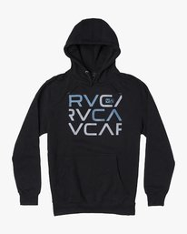 0 STACKED Black M622WRST RVCA