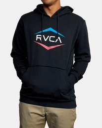 0 ASTRO HEX HOODIE Black M624WRAH RVCA